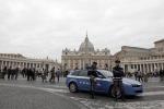 Terrorismo, dopo una segnalazione rafforzate le misure di sicurezza a Roma