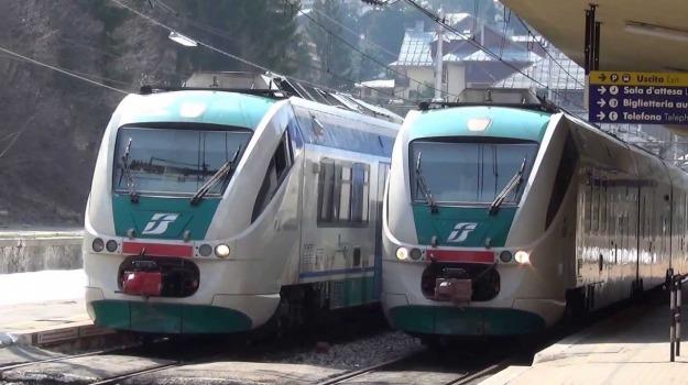 ferrovie, incendi palermo, palermo-messina, Sicilia, Cronaca