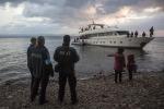Turchia, ritrovato il corpo di una bimba di 4 anni sulla costa