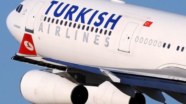 aereo, allarme bomba, turkish airlines, Sicilia, Mondo