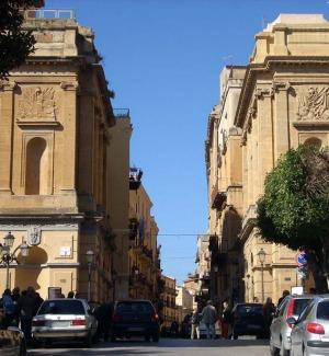Via Atenea ad Agrigento