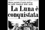 La storia attraverso le prime pagine del quotidiano - Foto