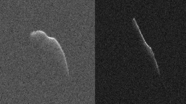 asteroide di natale, nasa, Sicilia, Società