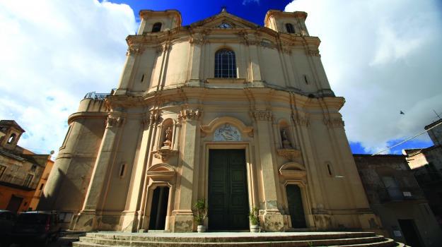chiesa madre serradifalco, Caltanissetta, Cultura