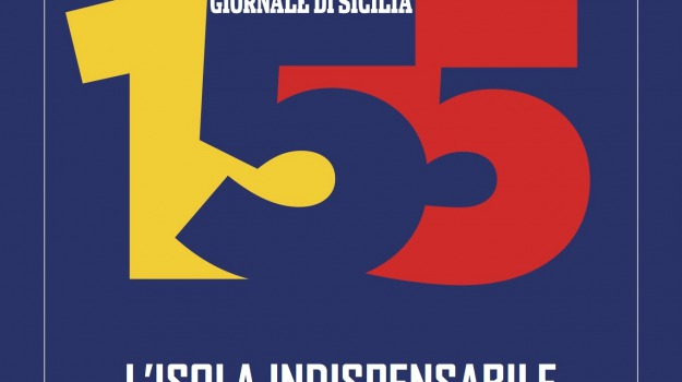 155 anni, festa, giornale di sicilia, Sicilia, Speciale 155