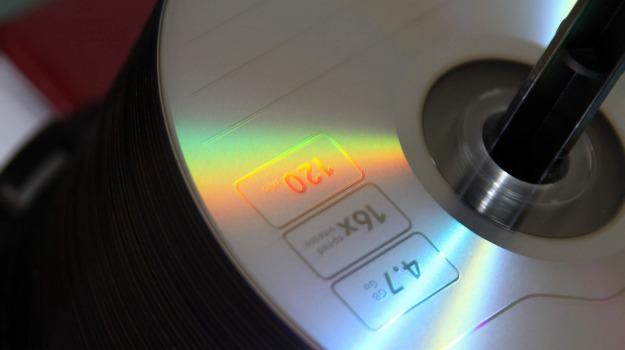 dvd pirata, Caltanissetta, Cronaca