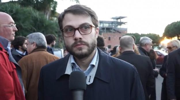 amministrative 2017, comunali palermo, Partito democratico palermo, Fausto Raciti, Leoluca Orlando, Palermo, Politica