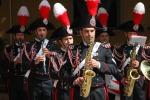 La Fanfara dei carabinieri si esibisce a Palermo: il programma dei concerti