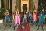 Flashmob multietnico a Palermo: in scena la danza della pace
