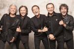 I Pooh sul palco con Fogli: live a Messina per i 50 anni di carriera