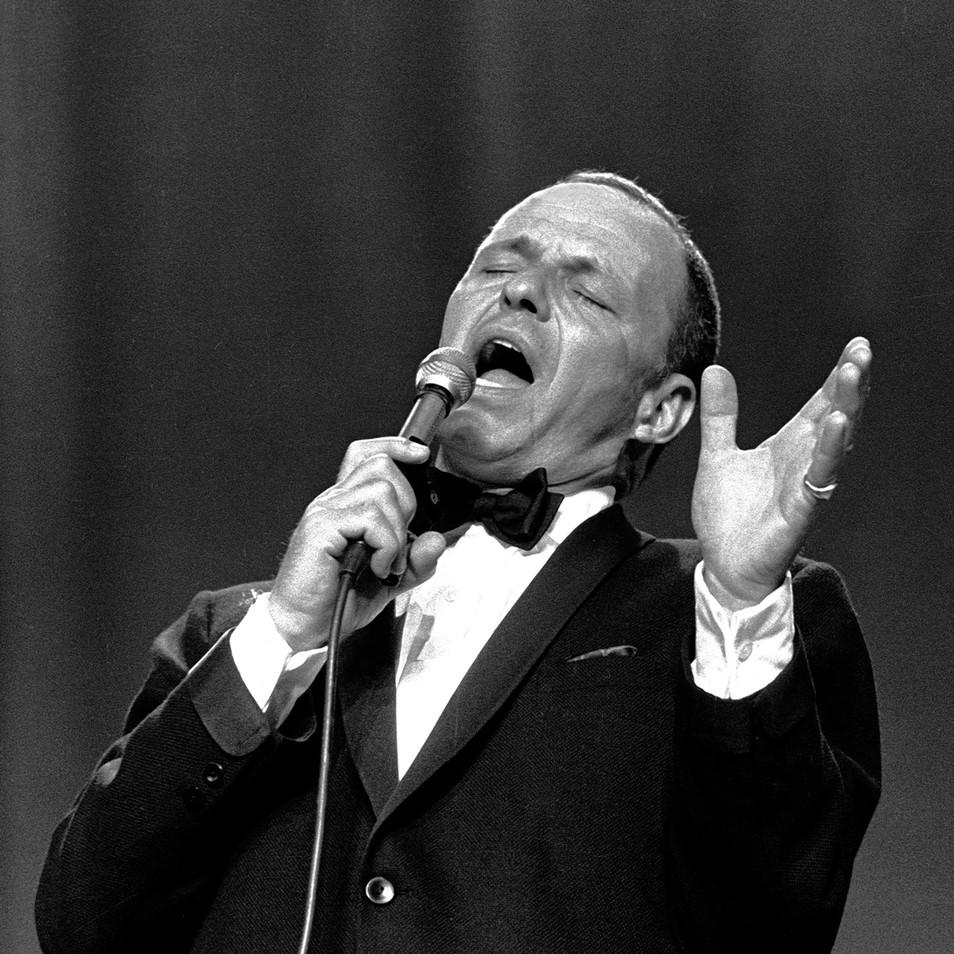 Eventi ed iniziative nel ricordo di Frank Sinatra, al via il ...