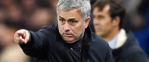 "Mourinho: ""Ringrazio Sarri"""