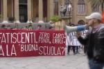 """""""Più sicurezza nelle scuole siciliane"""", la protesta degli studenti a Palermo"""