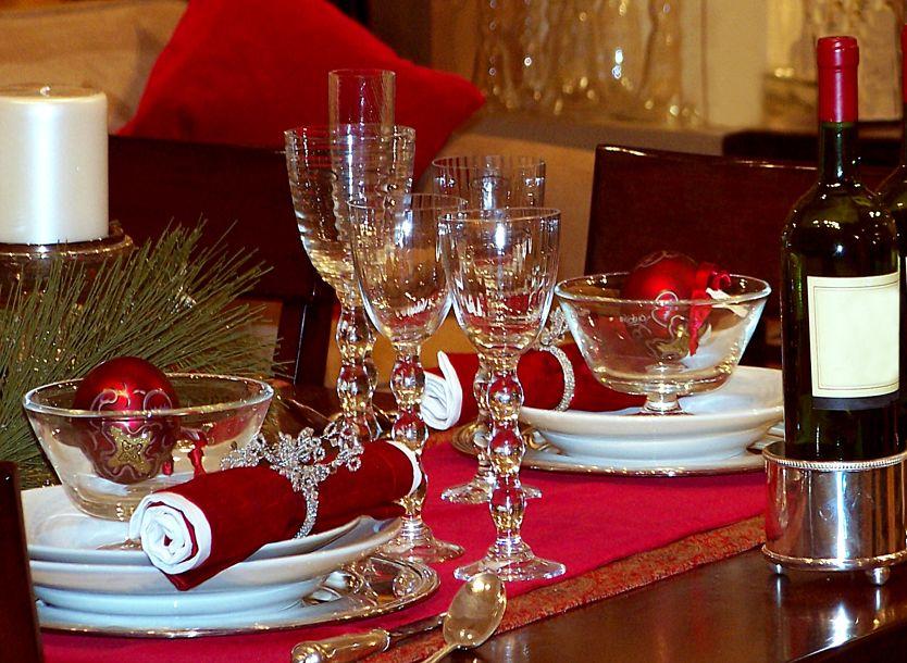 Natale a tavola contro l 39 inquinamento ecco i cibi da bandire giornale di sicilia - Addobbare la tavola per natale ...