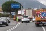 Scontro frontale sulla Palermo-Sciacca, cinque persone ferite