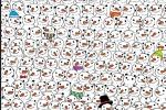 """""""Riesci a trovare il panda?"""", il rompicapo natalizio che spopola sul web"""