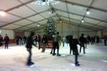 Festività natalizie, a Palermo ci saranno due piste di pattinaggio