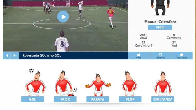 amanti del calcio, social network, Sicilia, Sport