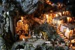 A Porto Empedocle mostra di presepi artigianali