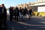 Petrolchimico, protestano a Gela i lavoratori dell'indotto