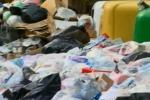 Quartieri fra i rifiuti, raccolta a singhiozzo per centro e periferie