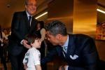 Realizza il sogno di un bambino, Ronaldo incontra un orfano libanese: il video