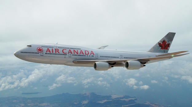 aereo, Air Canada, volo, Sicilia, Mondo