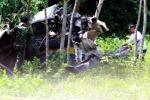Indonesia, caccia militare si schianta dopo esibizione: morti due piloti