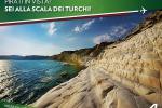 Alitalia sceglie la Scala dei Turchi per promuovere la Sicilia