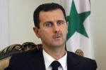 """Accordo fragile per la Siria, Assad: """"Riconquisterò il Paese"""""""