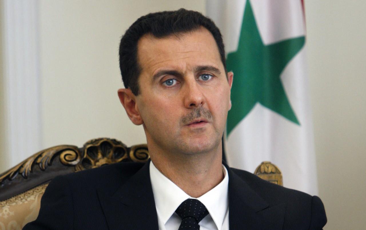 Siria, May: