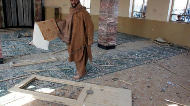 afghanistan, attacco, moschea, vittime, Sicilia, Mondo