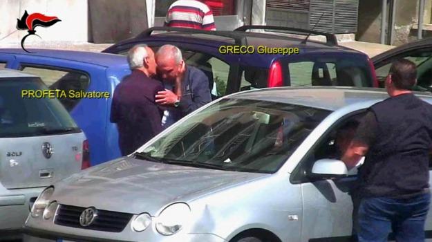 blitz santa maria di gesù, mafia, Palermo, Cronaca