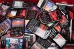 Avevano cellulari rubati, 5 denunciati a Mazzarino