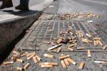 Catania, stop alle cicche di sigarette: arrivano 500 posacenere