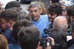 """Cuffaro a Trapani per il processo Giammarinaro: """"Non lo conosco"""""""