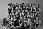 """Gioco di squadra nel calendario 2016 delle """"Beautiful Curvy"""" - Le foto"""