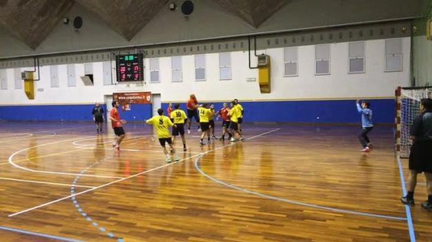cus palermo, pallamano, pallanuoto, Palermo, Sport