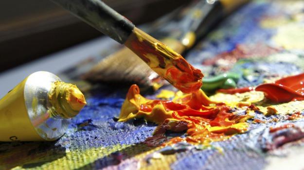 dipinto, restauro, Trapani, Cultura