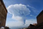 Ancora cenere dall'Etna: l'aeroporto di Catania di nuovo chiuso