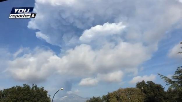 cenere, cratere, etna, lava, Catania, Cronaca