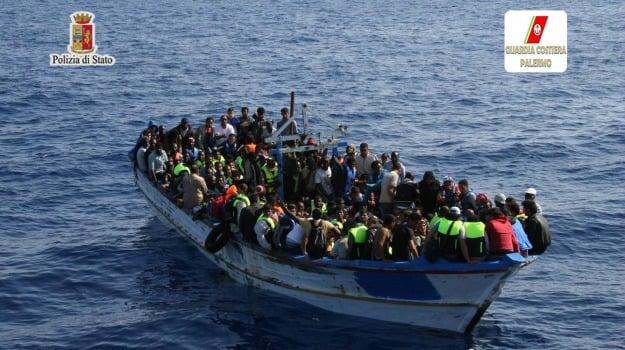 canale di sicilia, immigrati, record, soccorsi, Sicilia, Cronaca