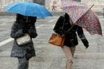 Neve e pioggia, arriva il gelo sull'Italia: allerta meteo anche in Sicilia