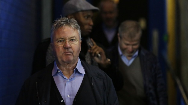 Chelsea, premier league, Guus Hiddink, Josè Mourinho, Sicilia, Sport