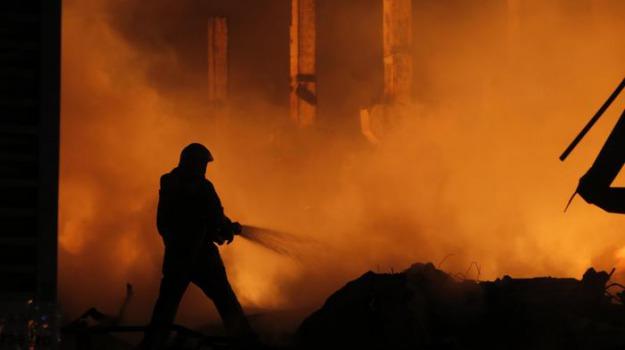 incendio, morti, ospedale psichiatrico, Sicilia, Mondo