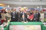 Trapani, firmato l'accordo tra 6 paesi per gli itinerari del gusto Itineramed