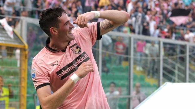 Mercato, SERIE A, Kyle Lafferty, Palermo, Calcio
