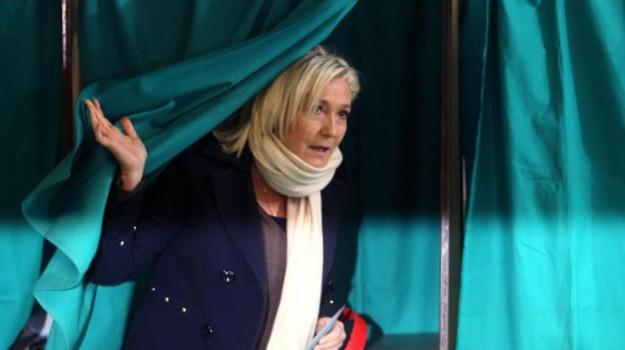 elezioni, francia, Marine le Pen, Sicilia, Mondo