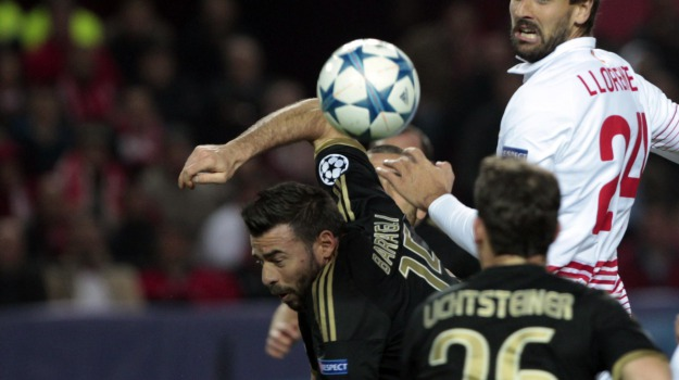 champions league, gironi, Siviglia-Juventus, Fernando Llorente, Sicilia, Sport