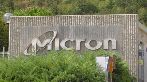 micron catania, Catania, Economia